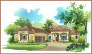 Treviso Bay Estate Homes