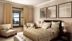 Social Veranda Bedroom