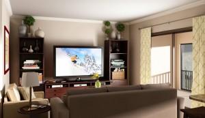 Social Veranda Living Room