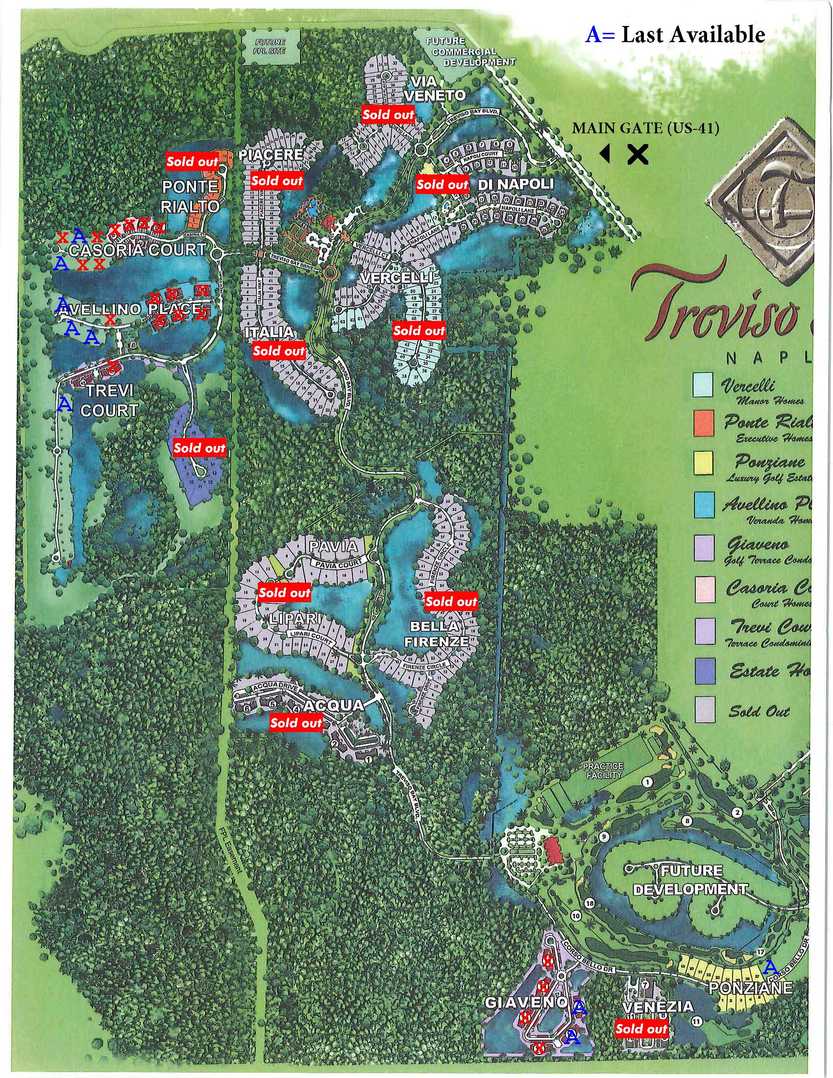 treviso-map