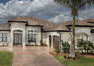 Treviso Bay Estate Homes