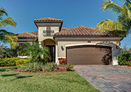 Treviso Bay Executive Homes